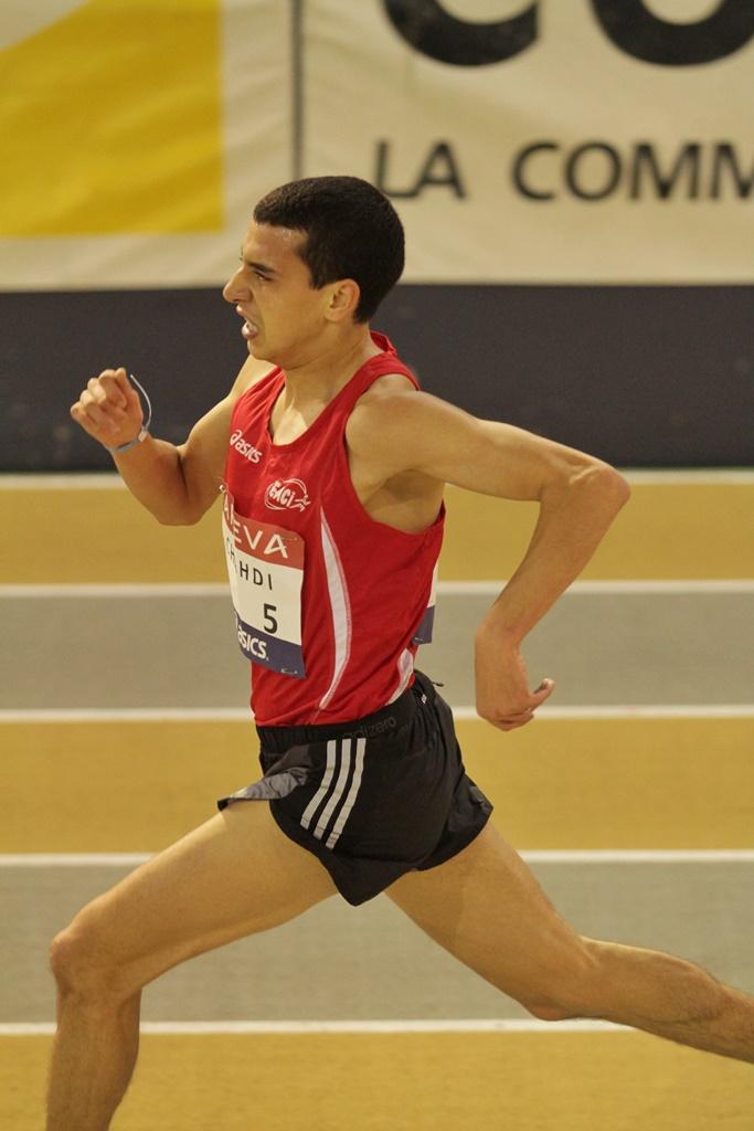Hassan Chahdi, un très beau finish
