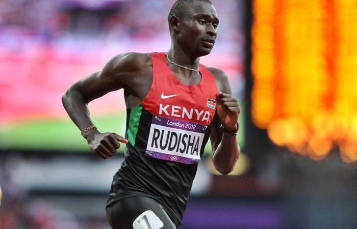 J.O. de Londres, 800 mètres hommes