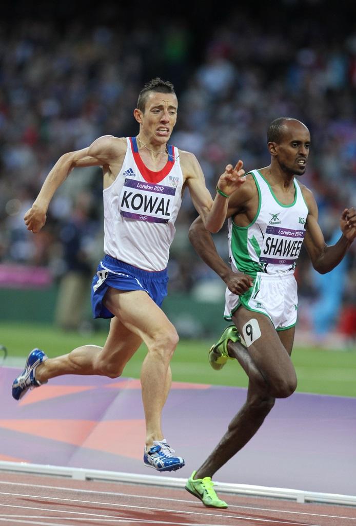 Yoann Kowal et  Mohammed Shaween (KSA)