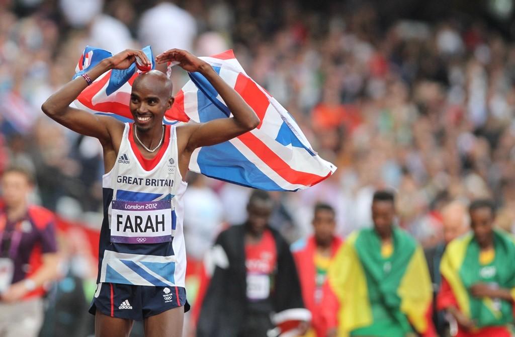Mo Farah adulé en 2012, piétiné en 2015 ?
