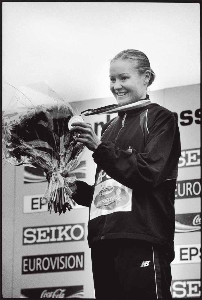 Championnats du Monde de Cross à Bruxelles, Belgique, 2004