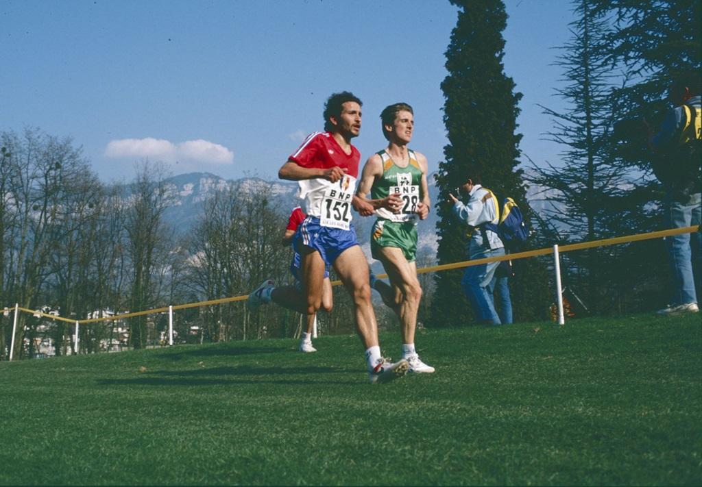 Bertrand Itsweire (65ème)