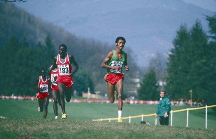 Aix les Bains, Mondial de Cross 1990