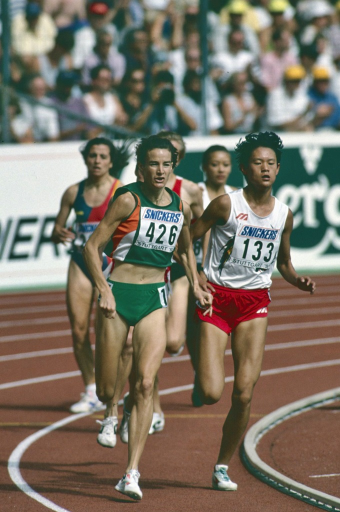 Mondial 1993, le hold up des chinoises