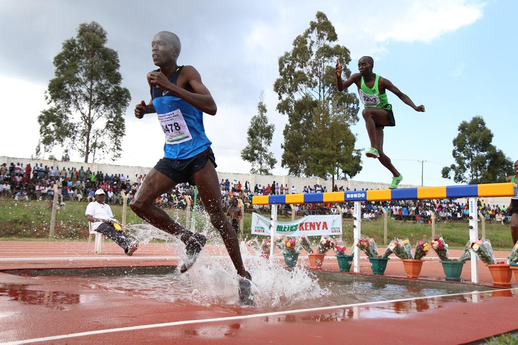 Pour l'instant, la piste est peu touchée par le problème du dopage