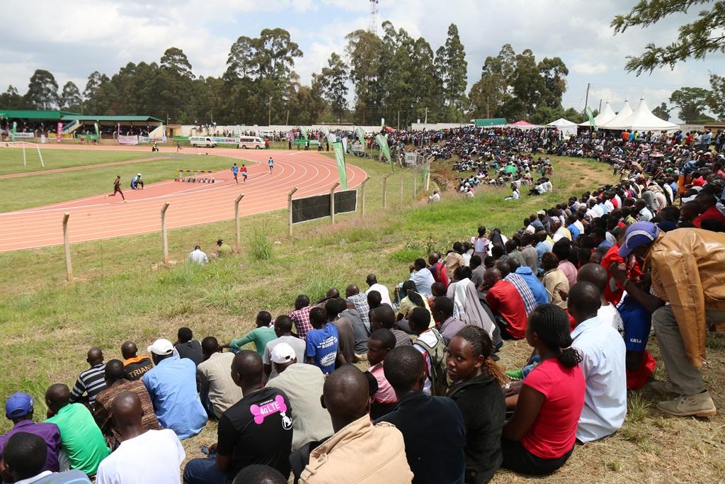 L'image de l'athlé kenyan a été altérée par ces 40 cas de dopage