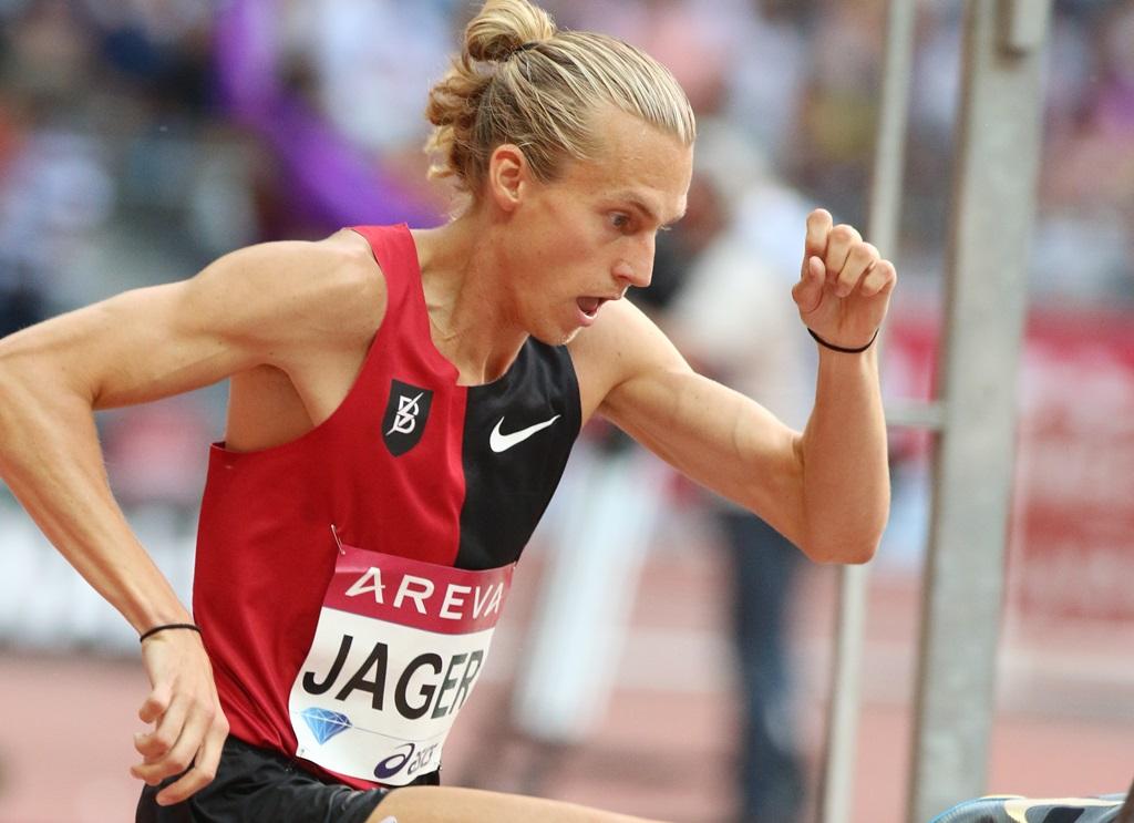 Evan Jager est en route pour réussir moins de 8' mais...!!!