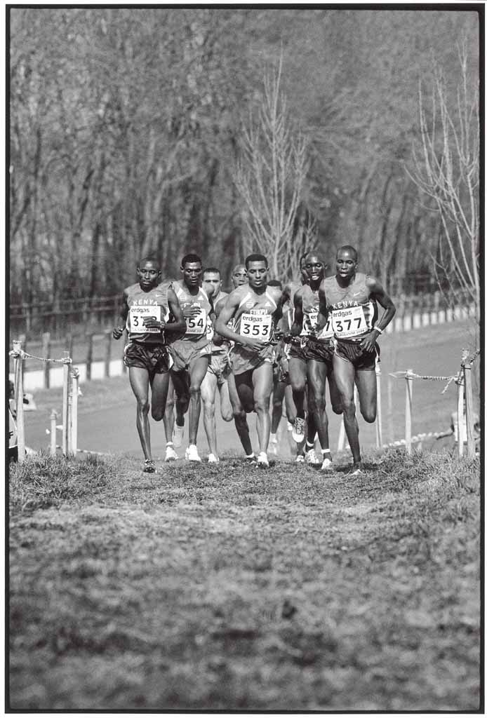 Championnats du Monde de Cross à Lausanne, Suisse, 2003