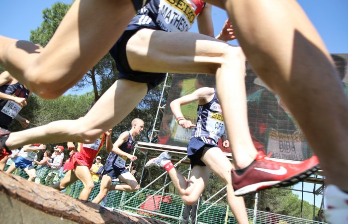 Punta Umbria, Mondial de Cross 2011