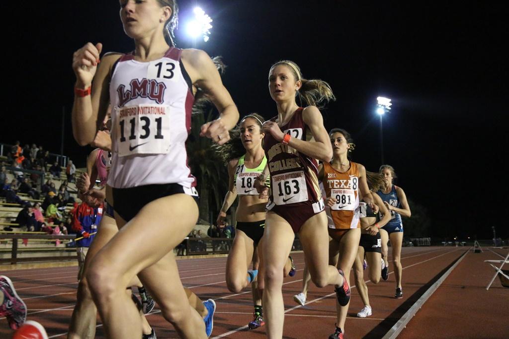 Liv Wesphal - Stanford 2015