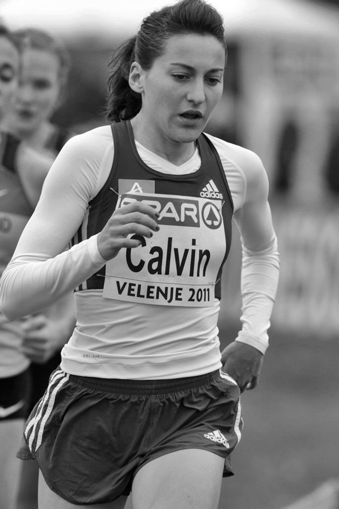 Clémence Calvin