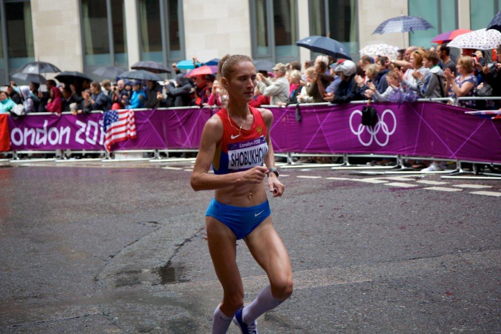 Une très sombre histoire autour de la marathonienne russe