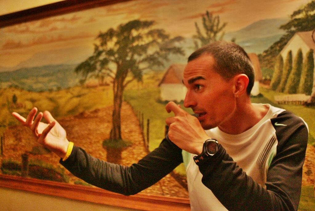 Claudio Berardelli, entraîneur du groupe Rosa au Kenya, sous les critiques après le contrôle positif de Rita Jeptoo