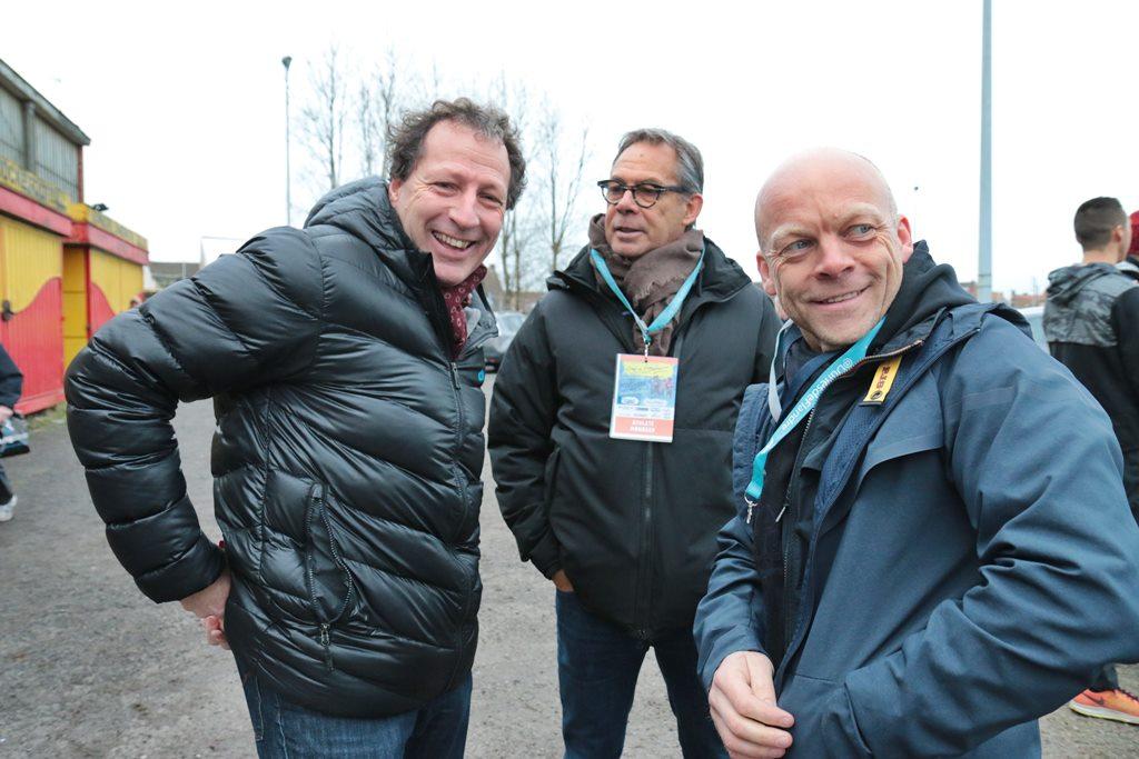 Marc Corstjens, Philippe Dupont, Jean Pierre Watelle