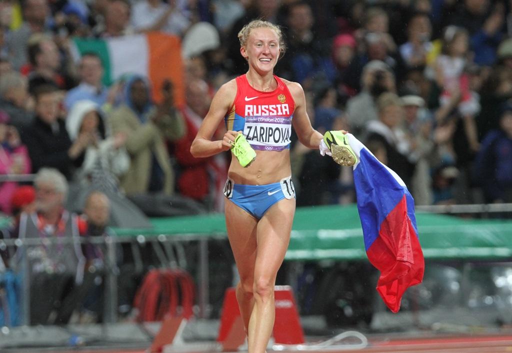 Yulia Zaripova, bientôt destituée de son titre olympique de Londres ?