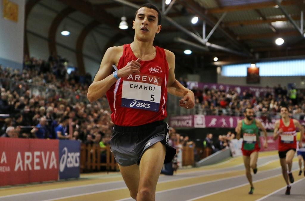 3000 m hom chahdi finish