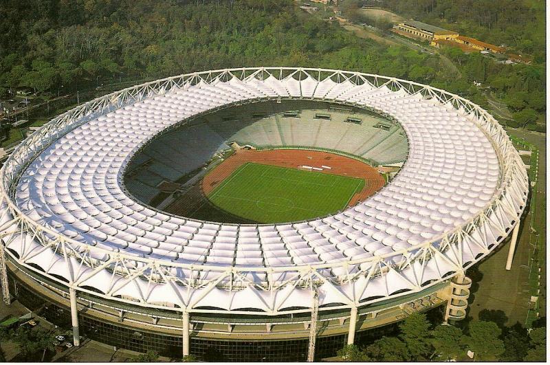 Le stade olympique de Rome