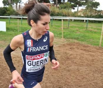 Aurore Guérin, la force tranquille avec Loïc Letellier