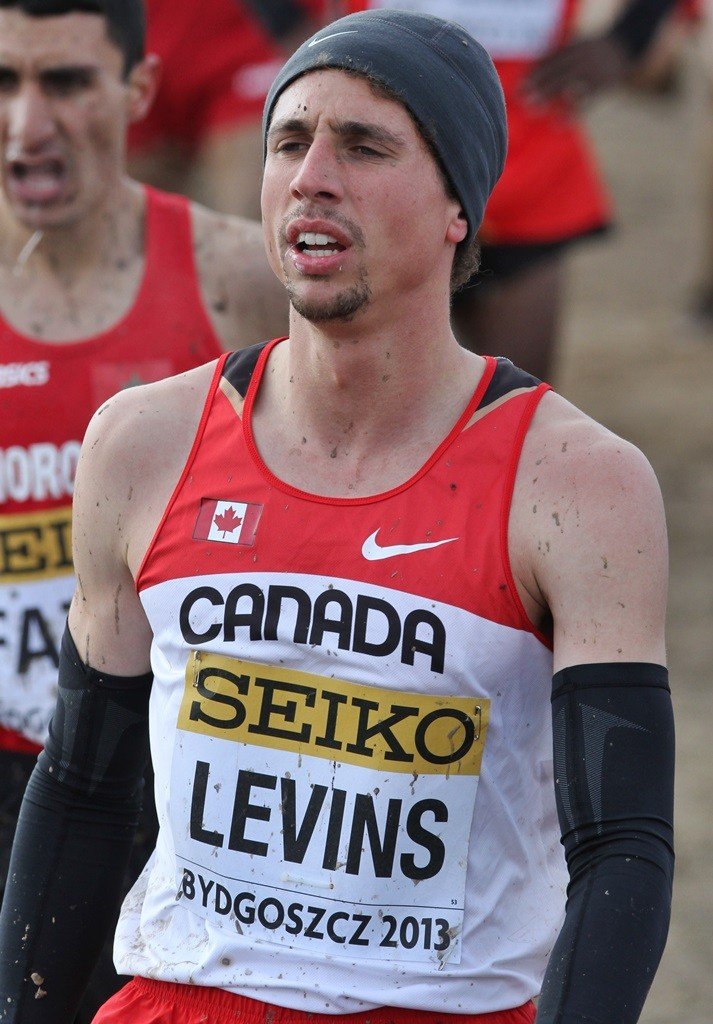 Cameron Levins un gros bouffeur de kilomètres