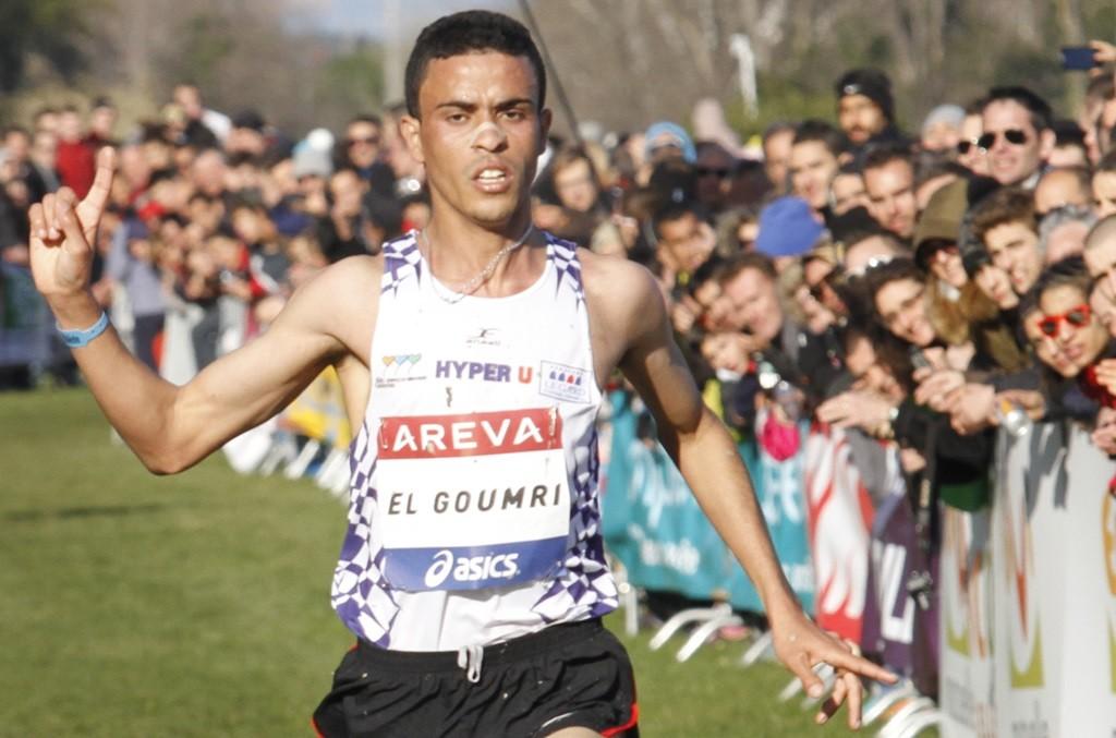 Othmane El Goumri, vainqueur du France en 2014, et de la Coupe d'Europe des clubs champions cette année