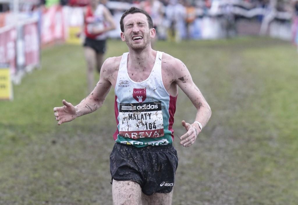 Benjamin Malaty  vainqueur en 2012