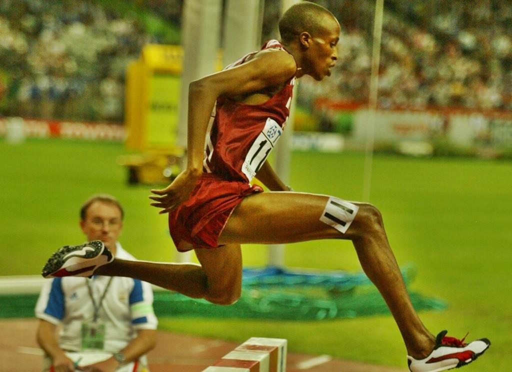 Said Saaeed Shaheen premier kenyan à faire flotter le drapeau du Qatar dans les cieux des stades