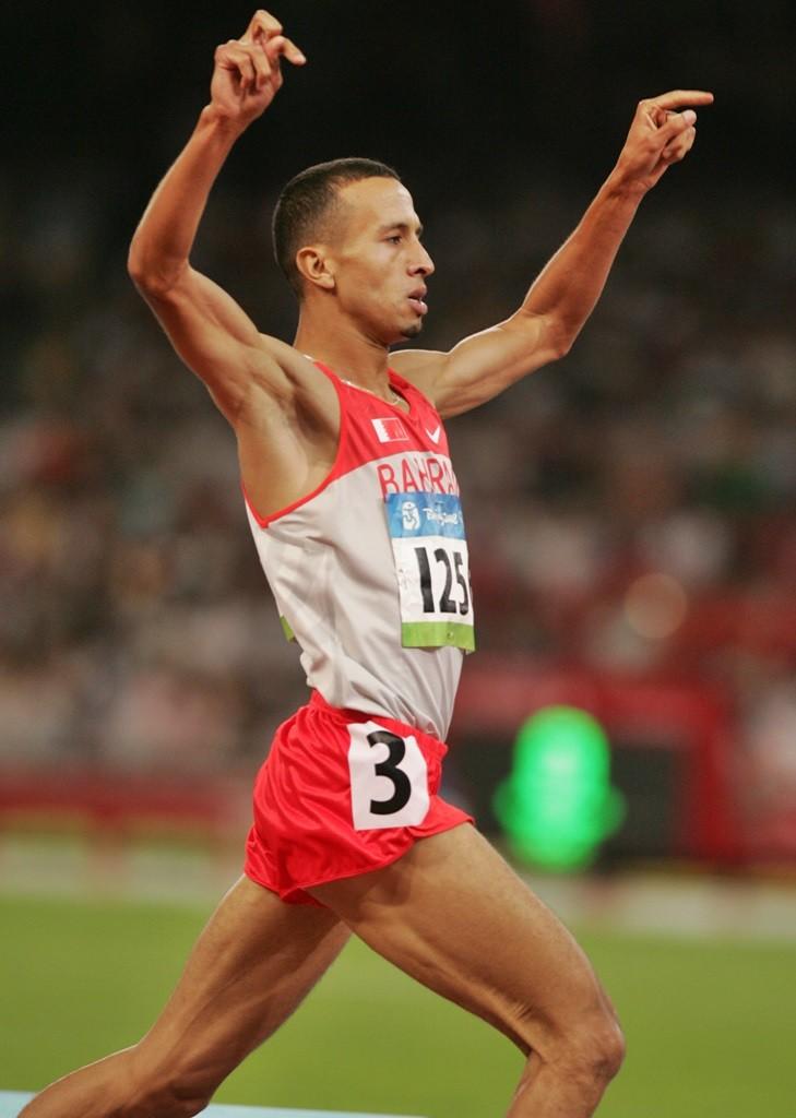 Rachid Ramzi avait perdu sa médaille des JO de Pékin, après un contrôle a posteriori