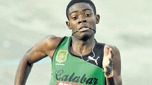 """Christopher Taylor, 45""""69 sur 400 mètres à 15 ans"""