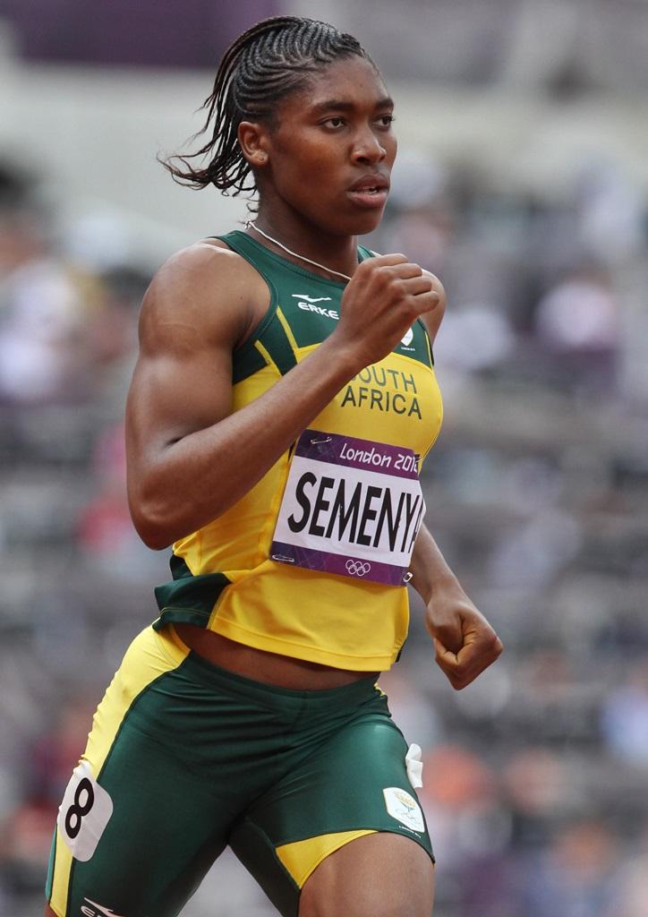 Caster Semenya espère revenir au plus haut niveau. Une bonne chose pour le 800 mètres ???