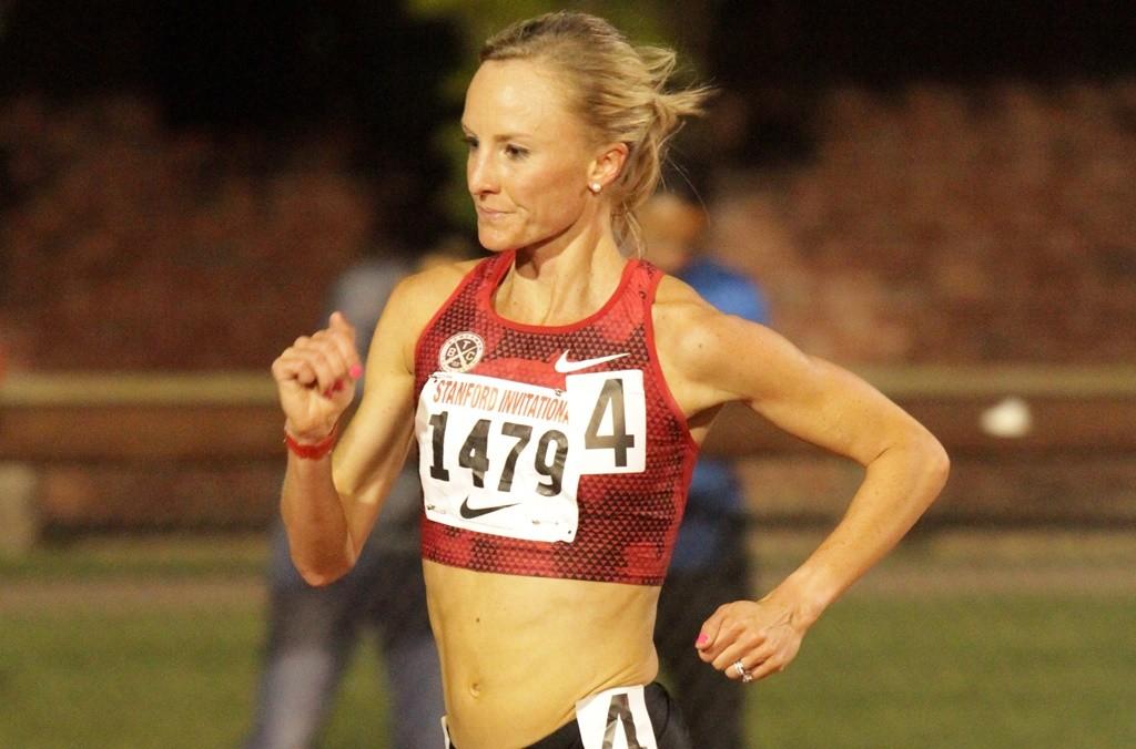 Shalane Flanagan bien en ligne dans ce 10 000 m de préparation d'avant Boston