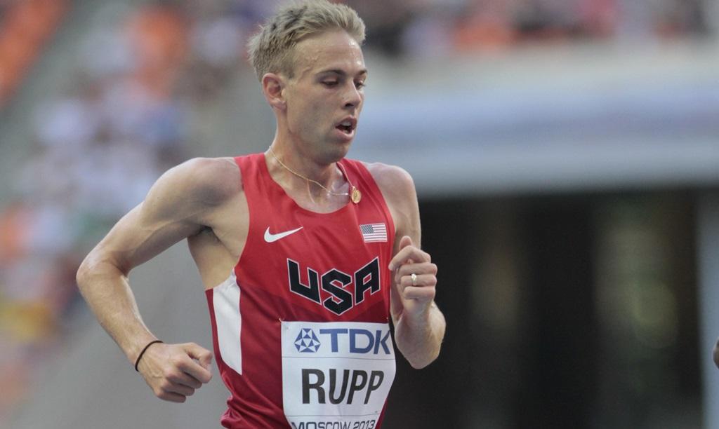 Galen Rupp adepte des entraînements compétition + séance rapide