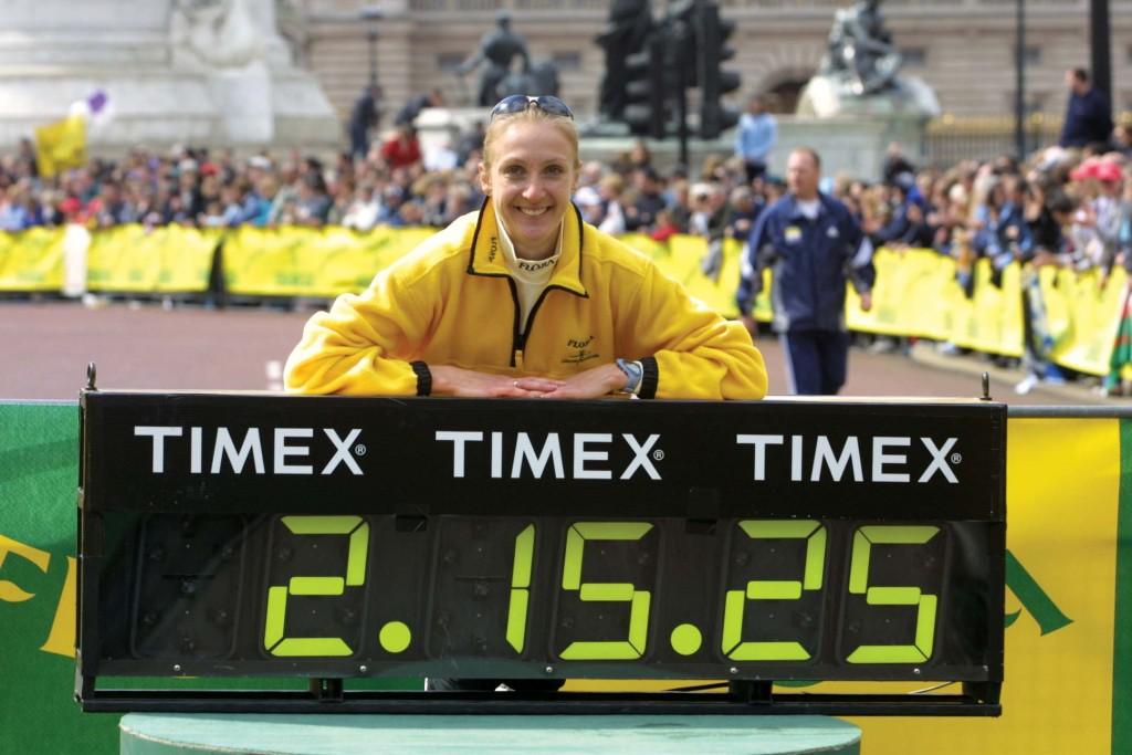 Paula Radcliffe athlète complète, cross, piste et marathon, une carrière aboutie