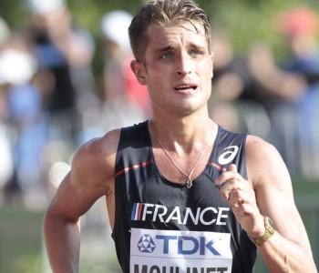 Dopage: Bertrand Moulinet condamné à 6 mois avec sursis