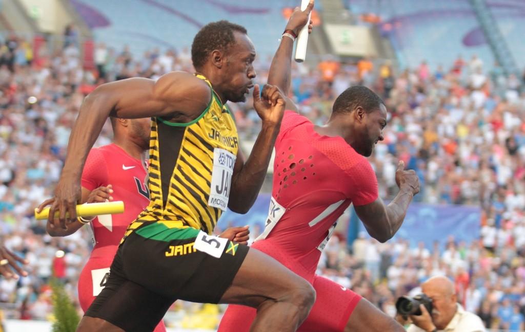 Usain Bolt sera la vedette de ces prochains Mondiaux de Relais