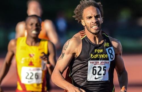 Boris Berian le nouveau leader du 800 mètres aux Etats Unis