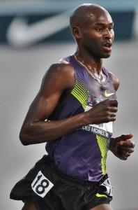 A 38 ans, Bernard Lagat valait encore moins de 13' au 5000 m