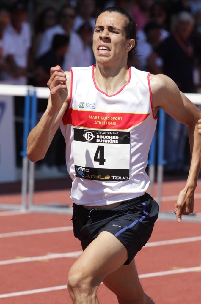 Samir Dahmani affirme son retour au plus haut niveau