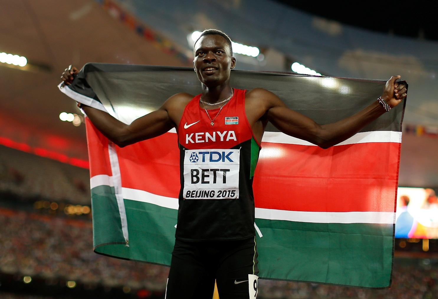 L'incroyable victoire de Nicholas Bett sur le 400 m haies