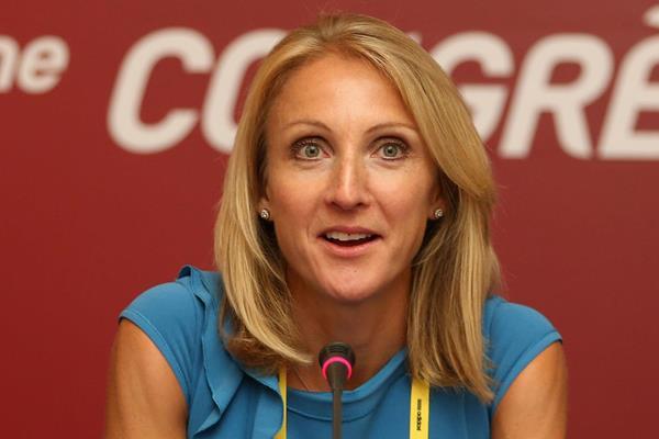 Paula Radcliffe refuse de livrer les données de ses prélèvements
