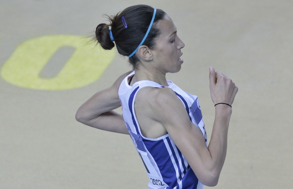Hind Dehiba, désormais médaillée de bronze au Mondial d'Istanbul