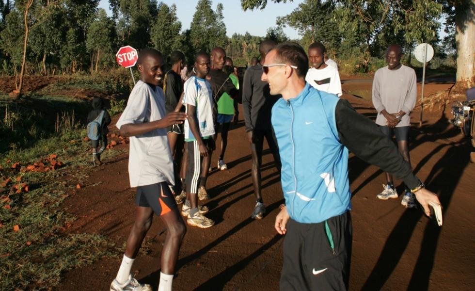 Dopage: l'entraîneur italien Beradelli innocenté au Kenya