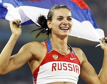 Les athlètes russes interdits de JO