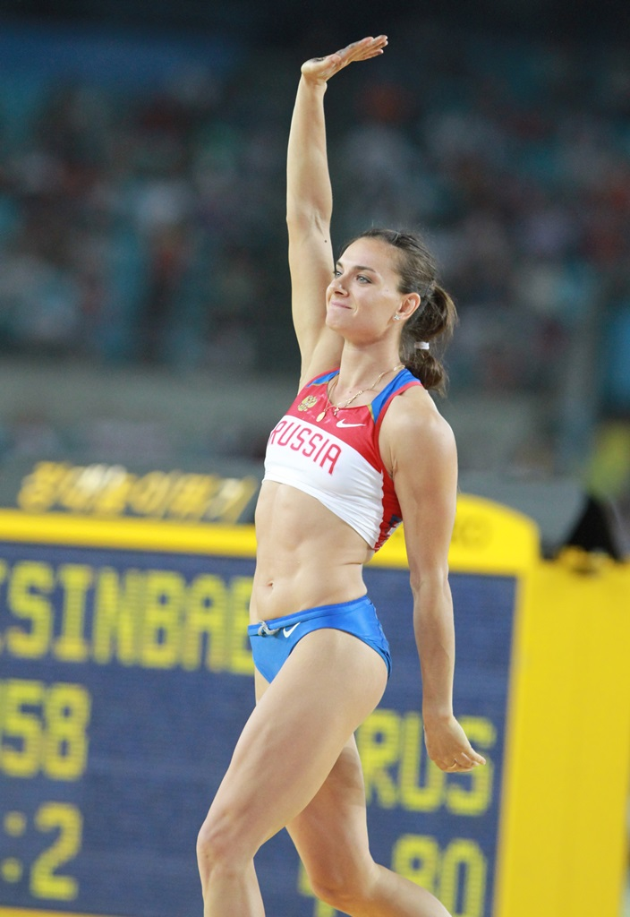 Yelena Isinbayeva disputera-t-elle les JO de Rio ? C'est très probable, la suspension de la Russie devrait être achevée...