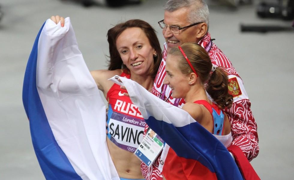 La Russie refuse de payer son amende à World Athletics