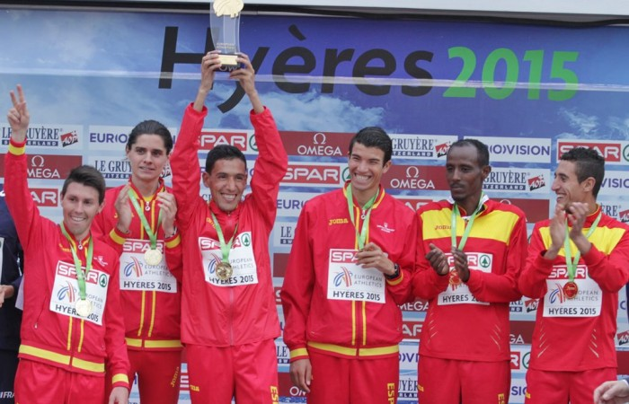 L'ombre du dopage sur l'équipe d'Espagne des Europe de cross 2015
