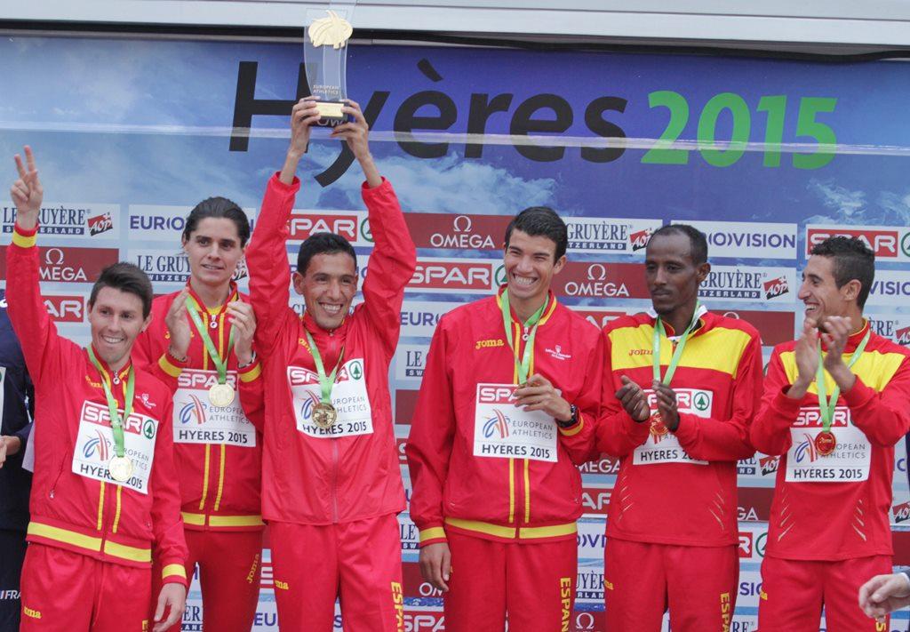 Espagne equipe poidum