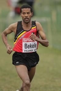 Le belge Bekele