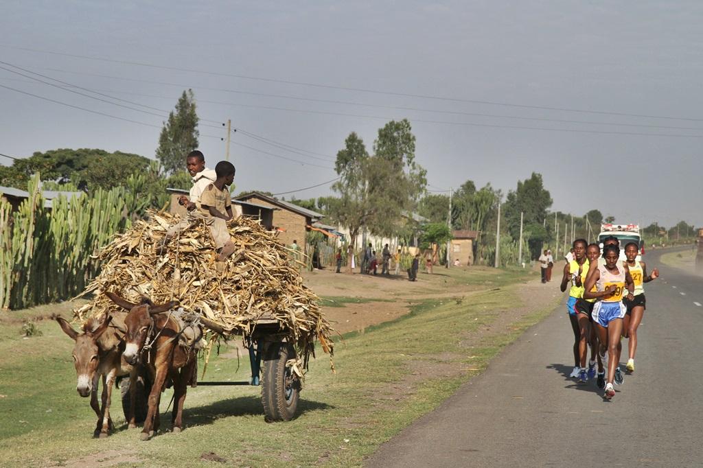 éthiopie a