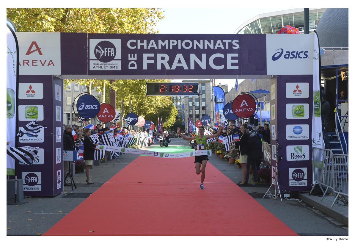 rennes marathon