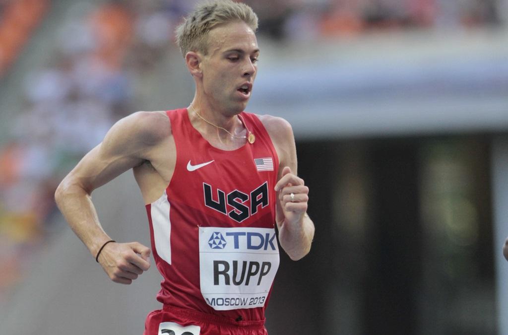 Galen Rupp cette fois sur la route du marathon en attendant l'indoor !!!